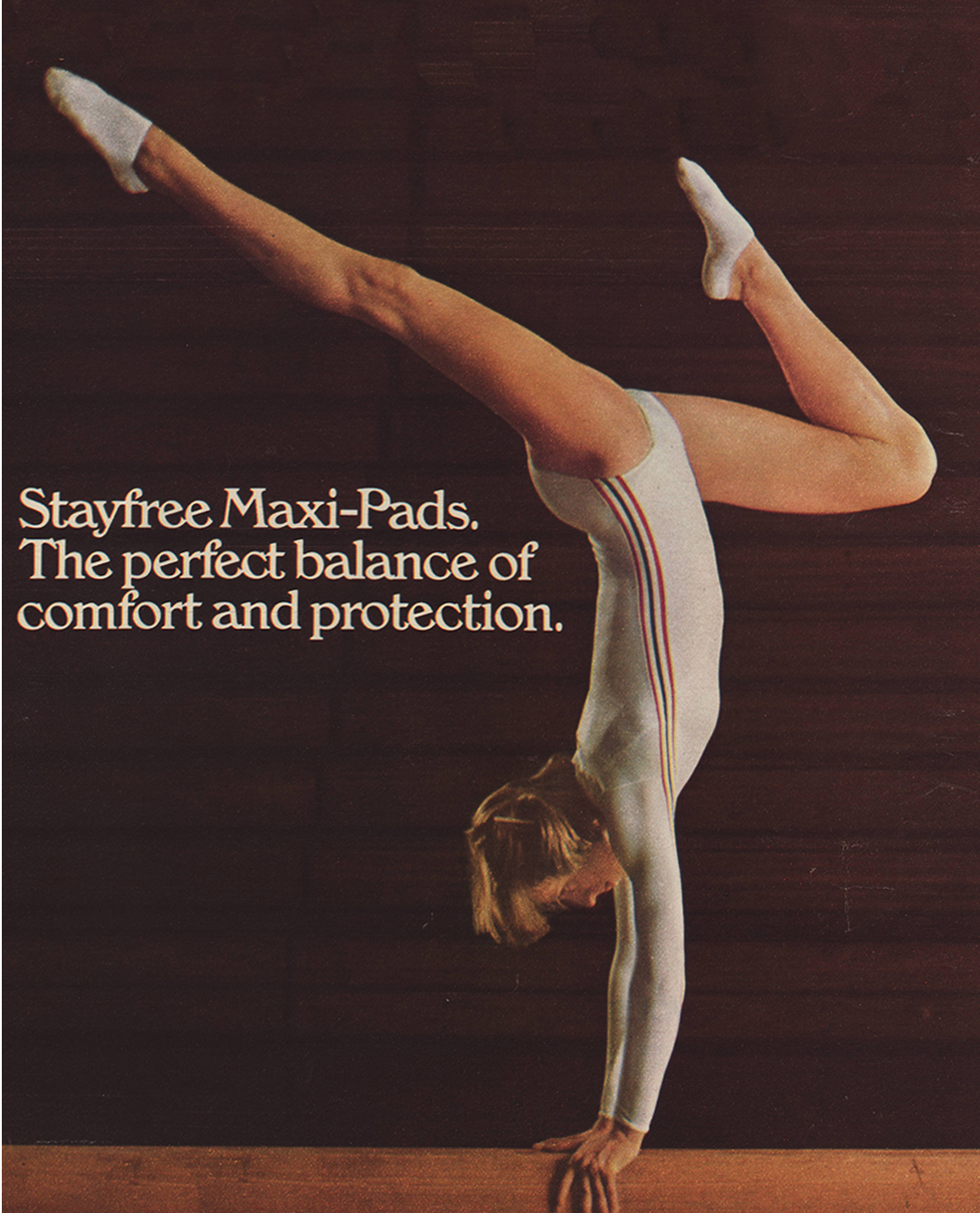 The Invention of the Modern Stayfree® Mini and Maxi-Pads